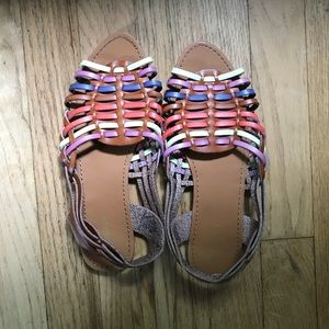 Old Navy Multi-Colored Sandals